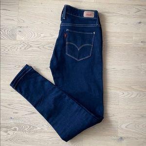 Levi's Skinny Jeans Leggins Size 26